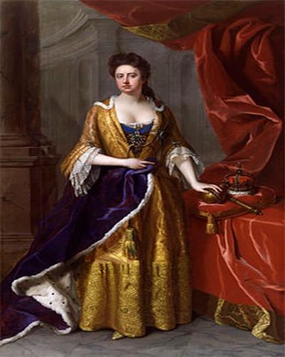 reyes reinas LGBT Ana de Gran Bretaña bisexual
