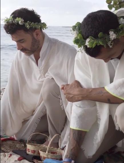 boda ceremonia maya playa quintana roo