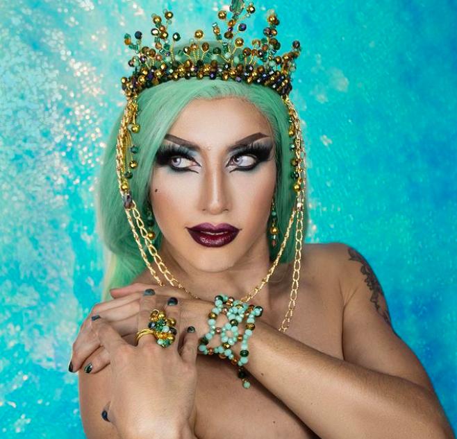 gala varo drag queens coronadas pandemia