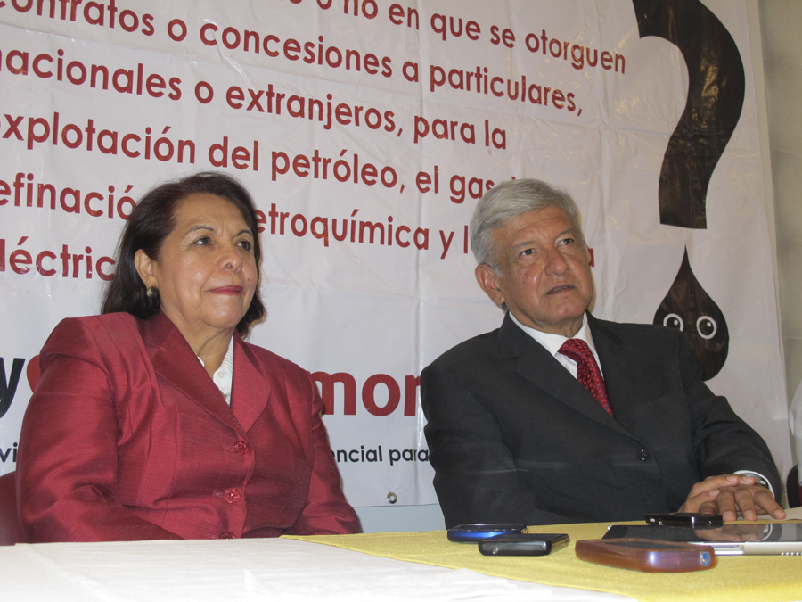 Celia Maya López Obrador