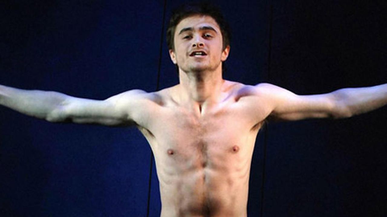 Desnudos integrales de Daniel Radcliffe