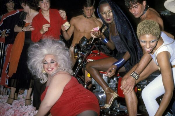 Divine drag Grace Jones