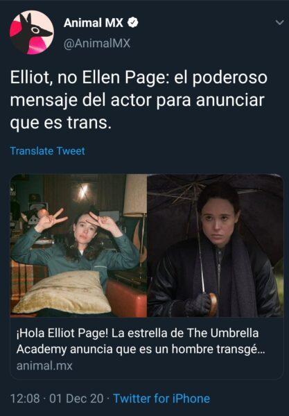 personas trans nombre muerto