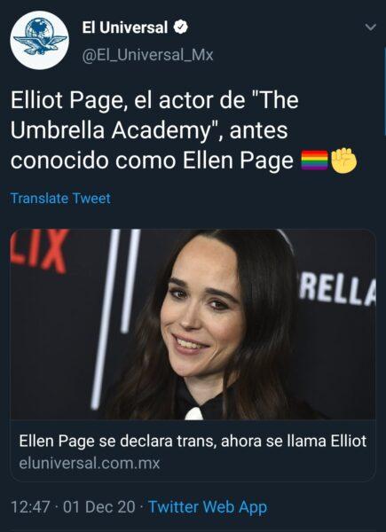 nombre muerto personas trans El Universal