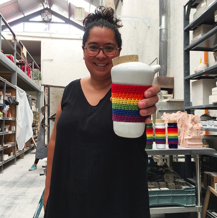 Emprendedoras LGBT+ mexicanas Gloria Rubio