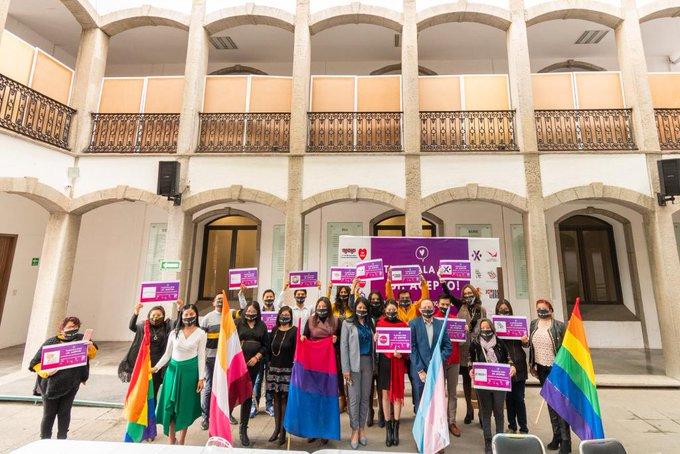 Colectivos matrimonio igualitario Tlaxcala