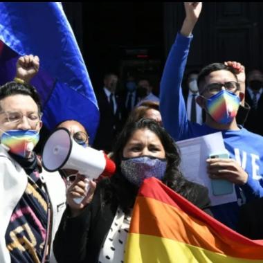 organizaciones LGBT+ mexicanasque se la rifaron en 2020