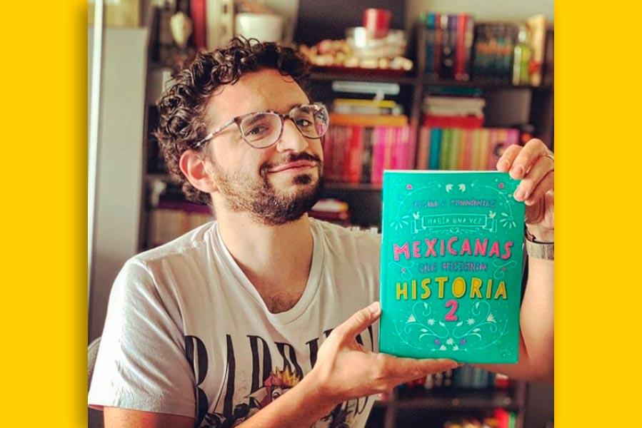 escritor premio personalidad LGBT+ 2020