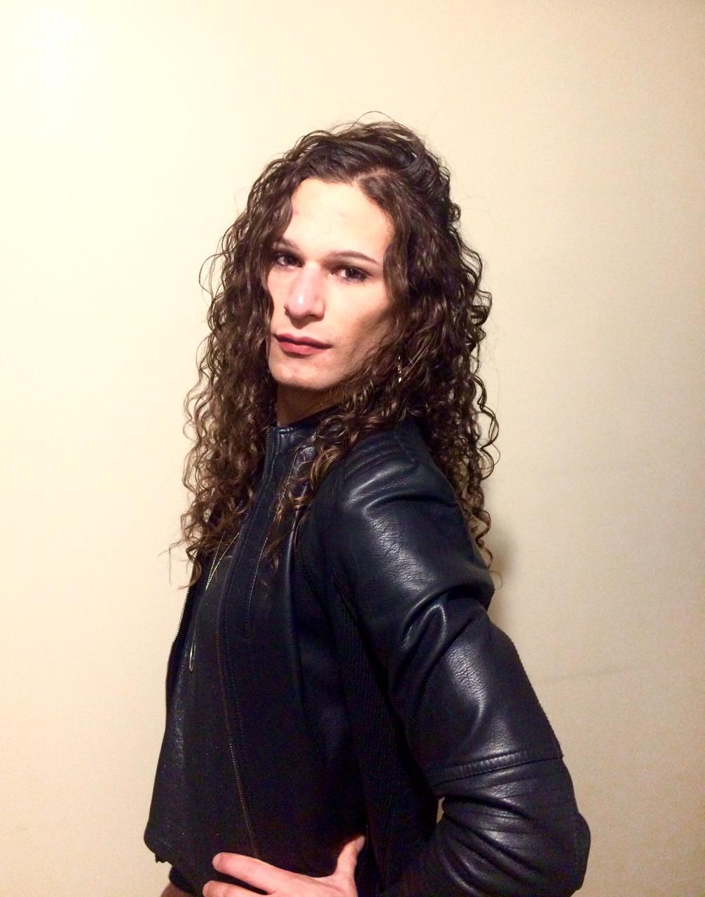 Ana Sofía Villaseñor pilota trans