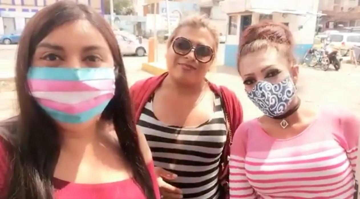 organizaciones trans LGBT+ mexicanas