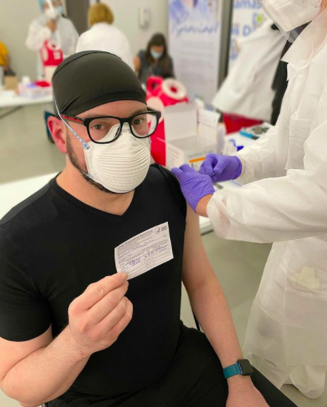 vacuna VIH covid puerto rico prueba