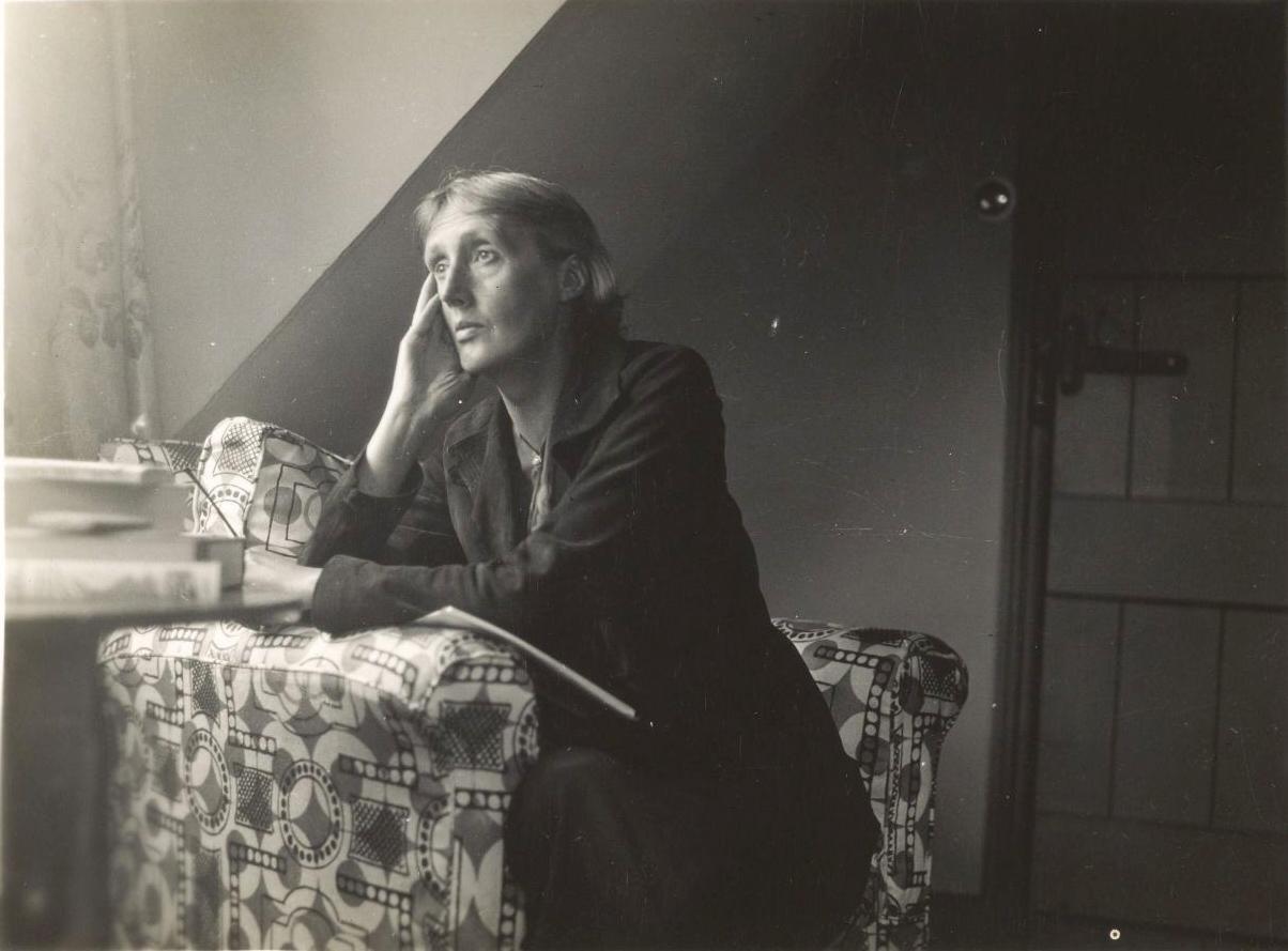 autora Virginia Woolf
