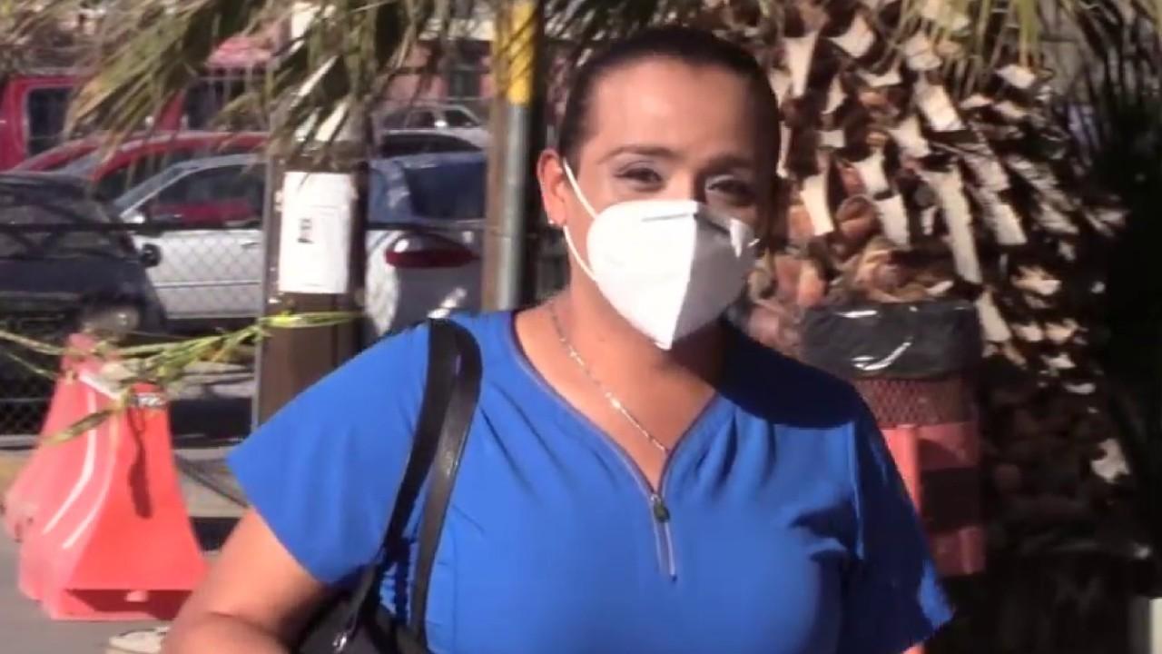 Enfermera trans Claudia García