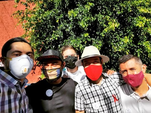 CAVA refugio para personas LGBT+ y con VIH en Aguascalientes
