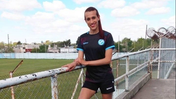 Mara Gómez deportista trans de América Latina