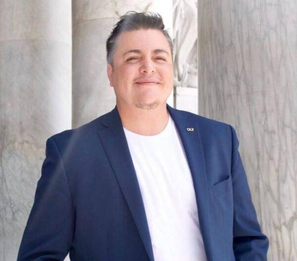 Ricardo del Real deportista trans mexicano