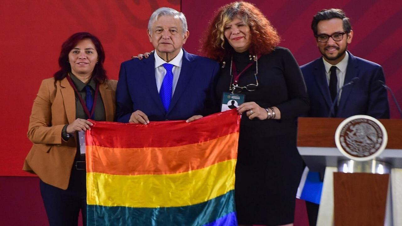 derechos lgbt 4t amlo andrés manuel lópez obrador matrimonio igualitario