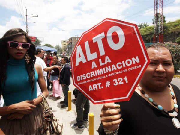 discriminación lgbt honduras matrimonio igualitario 2021