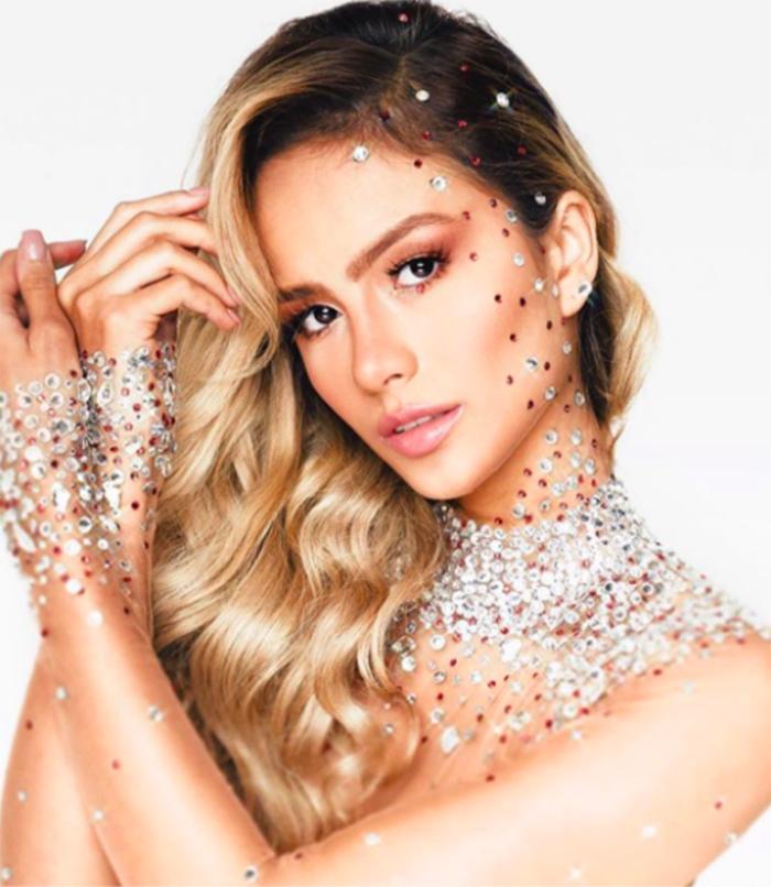 Miss Universo colombia carolina guerra modelo