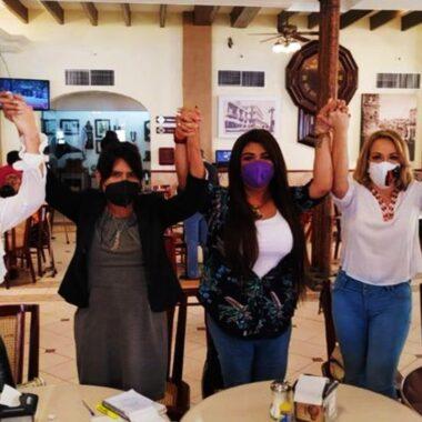 mujeres trans de Veracruz crean Frente Común por la Diversidad