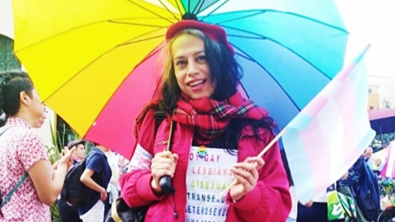 Activista Laura Weinstein