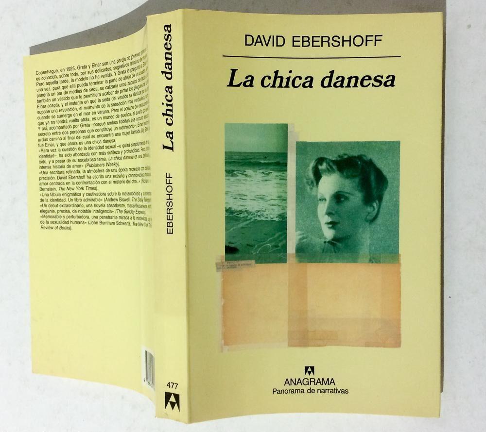 La chica danesa libro