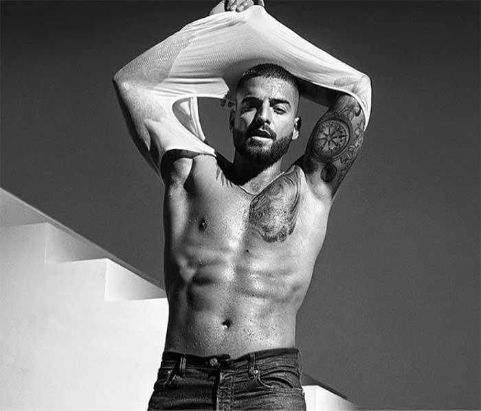 maluma hombres guapos latinoamerica