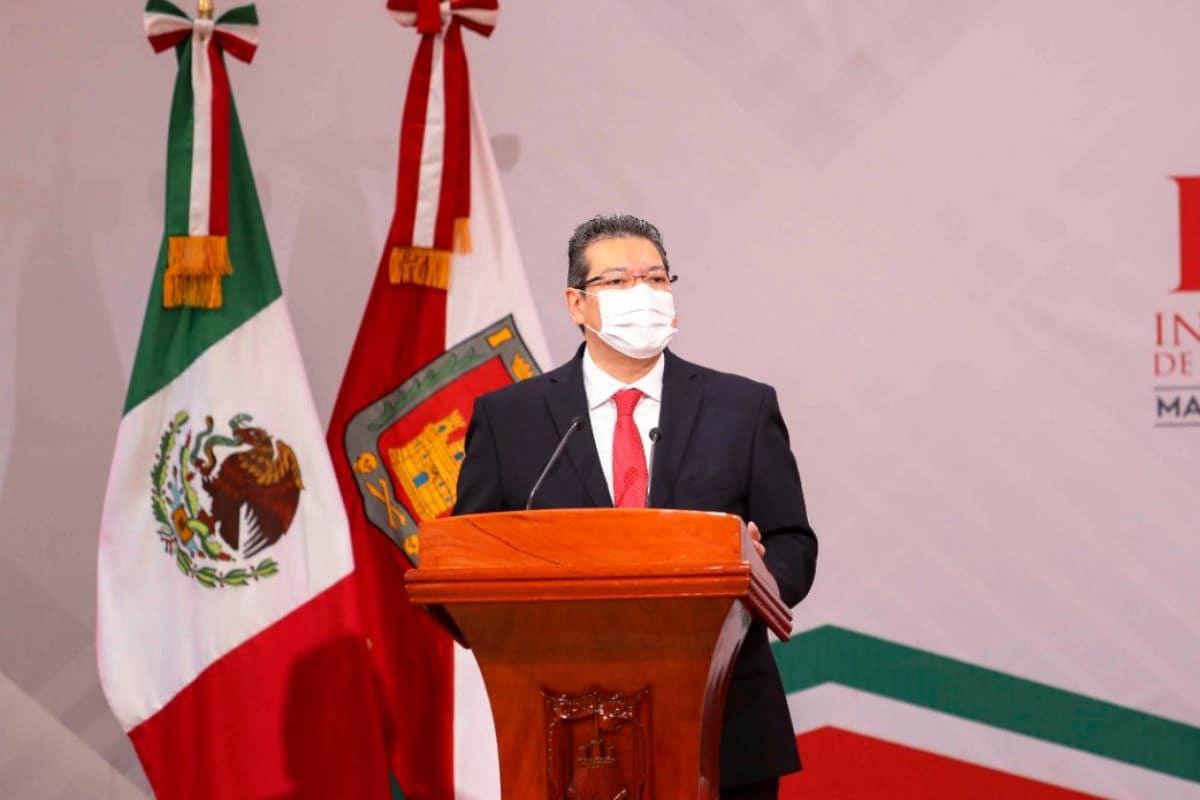 Gobernador de Tlaxcala se opone al matrimonio igualitario