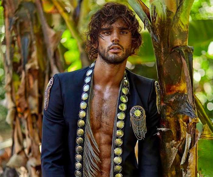 Marlon teixeira hombres guapos latinoamerica