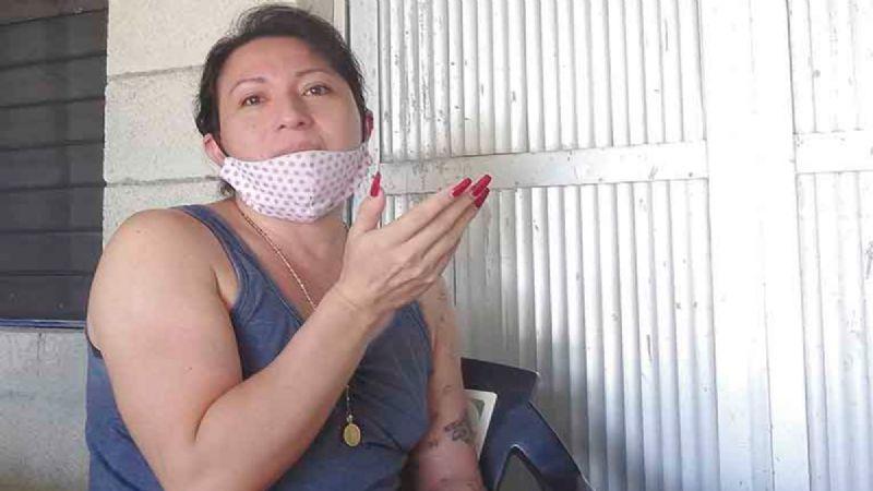 candidata trans Yucatán 2021