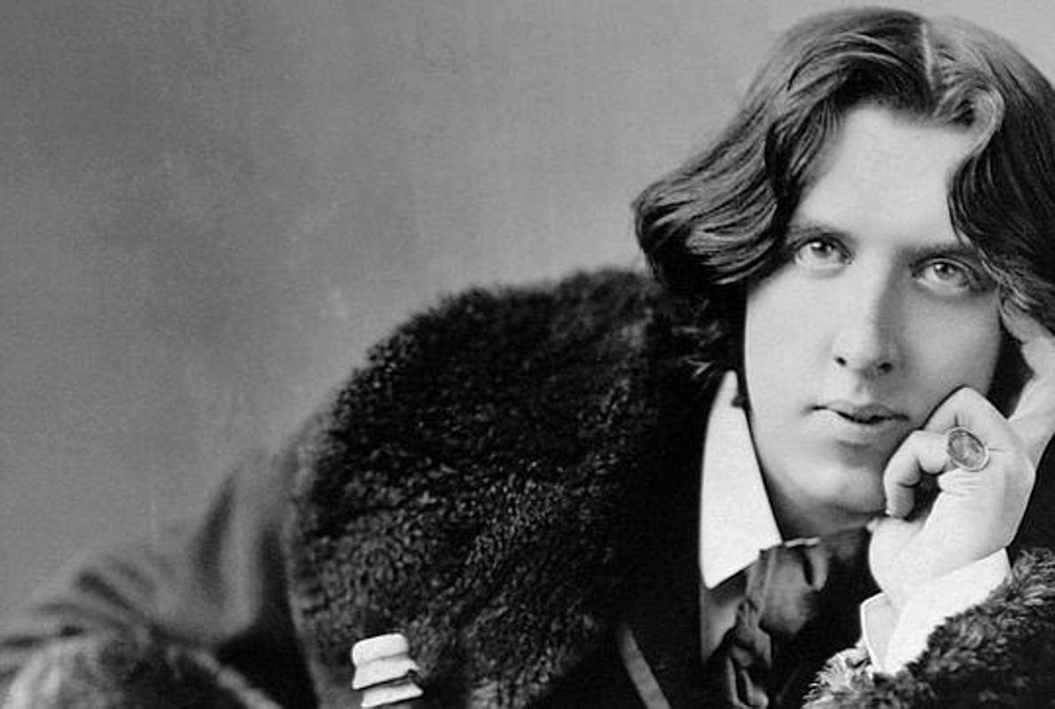 Oscar Wilde George Cecil Ives