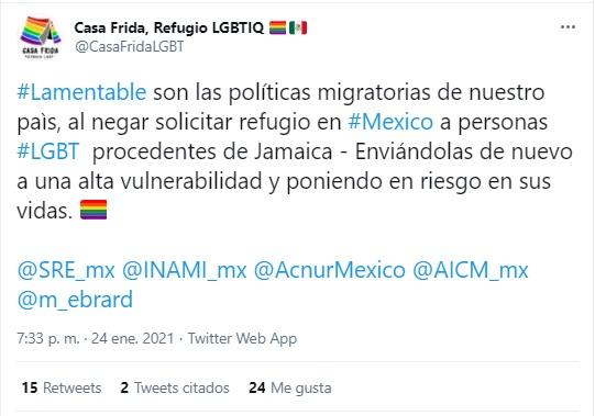 deportan a pareja gay originaria de Jamaica