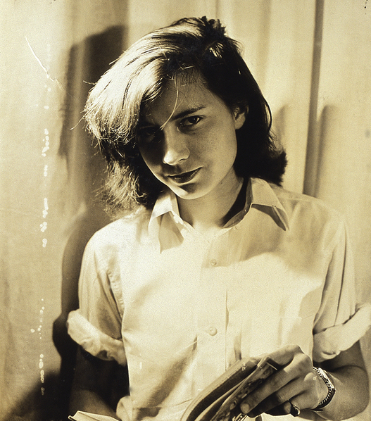 Patricia Highsmith adolescente