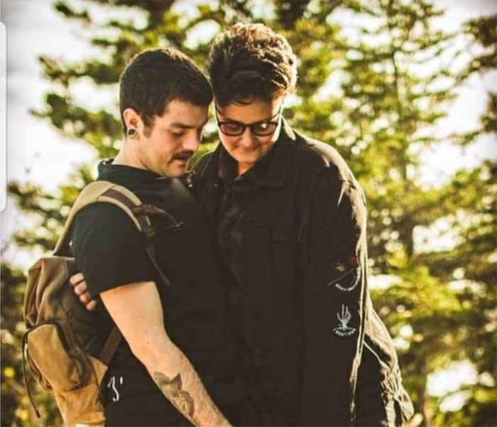 personas trans amor pareja