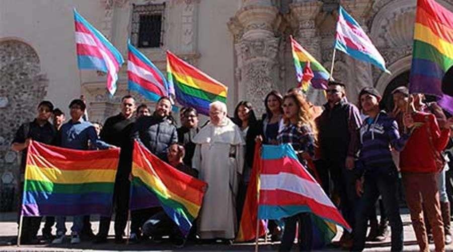 Raúl Vera ofreció una misa para la comunidad LGBT+