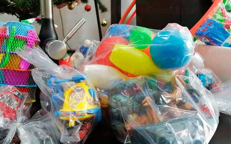 juguetes para Reyes Magos en Veracruz