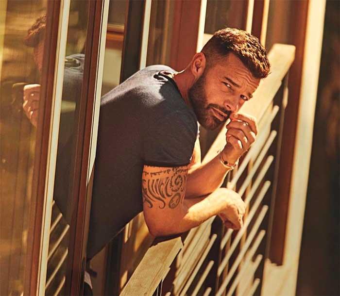 Ricky martin hombres guapos latinoamerica