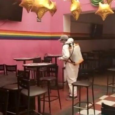 Cometen robo en bar LGBT+