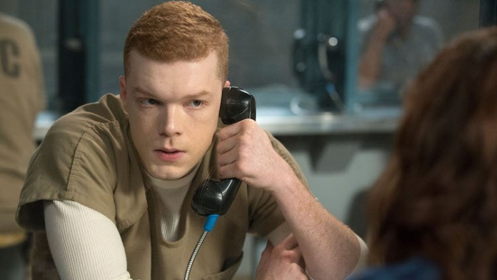 Shameless Ian Gallagher