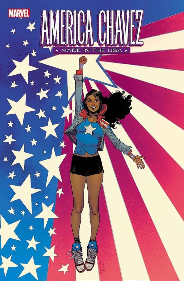 cómic de la superheroína lesbiana y latina de Marvel