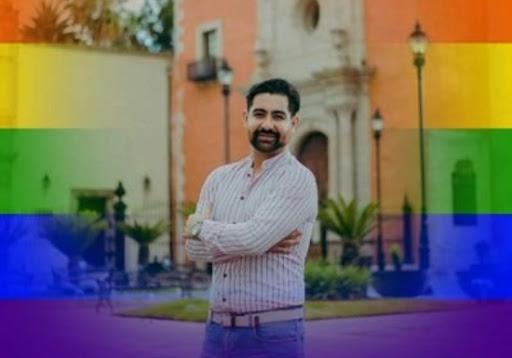 Candidato LGBT+ elecciones 2021 Durango