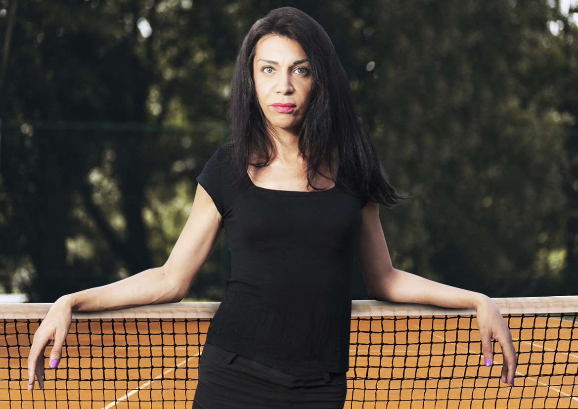 Mía Fedra tenista femenil argentina