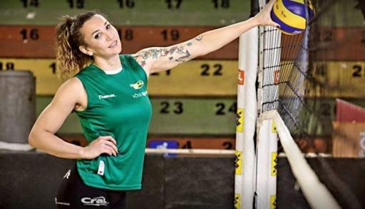 Tiffany Abreu es la primera deportista trans que juega voleibol profesional en América Latina