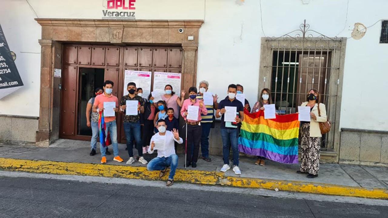 Piden acciones afirmativas para candidatos LGBT+