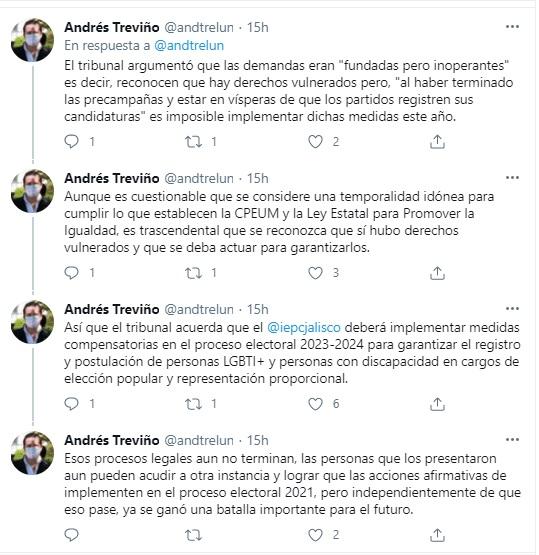 Acciones afirmativas LGBT+ en Jalisco