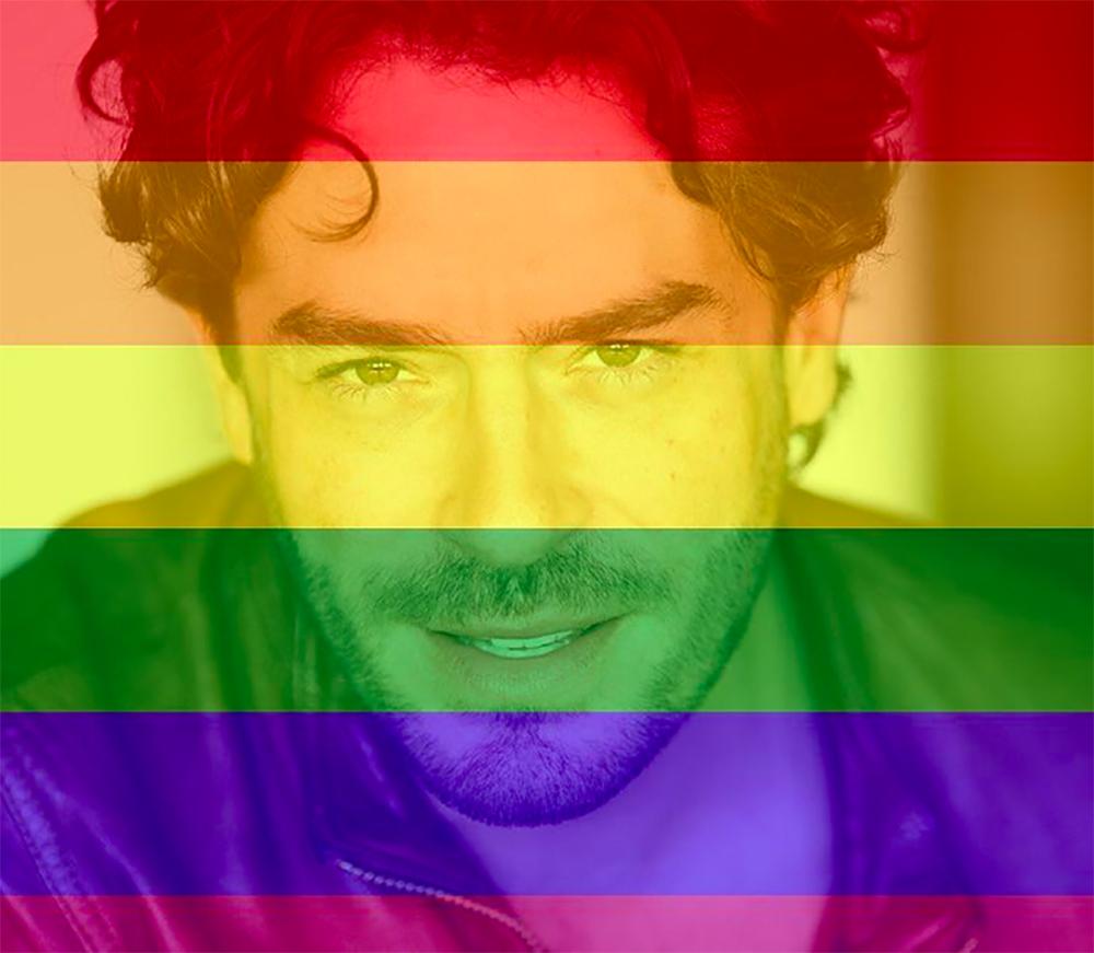 Actores gay colombianos Juan Pablo Espinosa