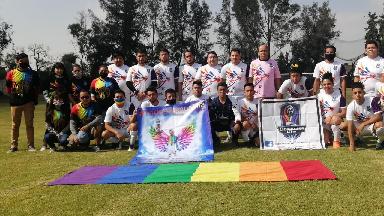 Integrantes Asociación Nacional Deporte LGBT+