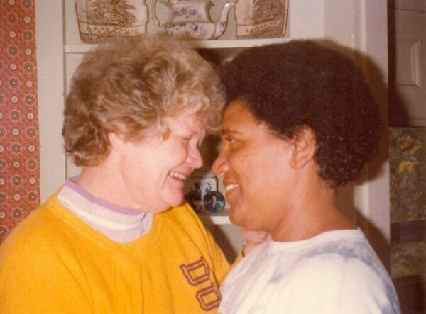 audre lorde frances clayton lesbian lgbt black women mujeres sáficas