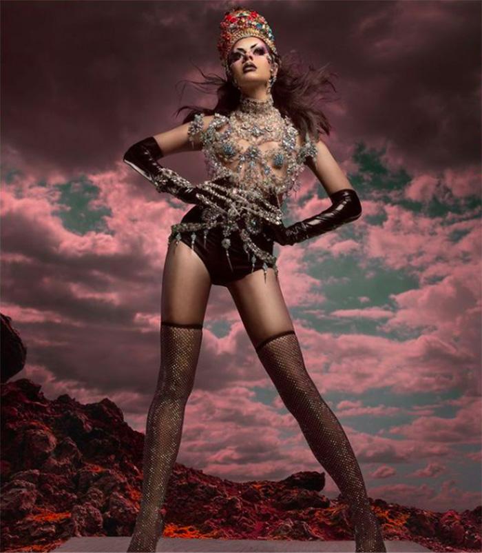 drag queen mexicana aviesc who