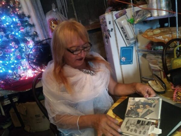 Betina mujer trans album defotos